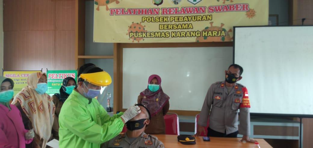 Pelatihan Relawan Swaber